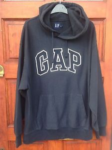 """Mens GAP Blue Casual Pullover /Hoodie/Jumper - Small 50"""" Chest 