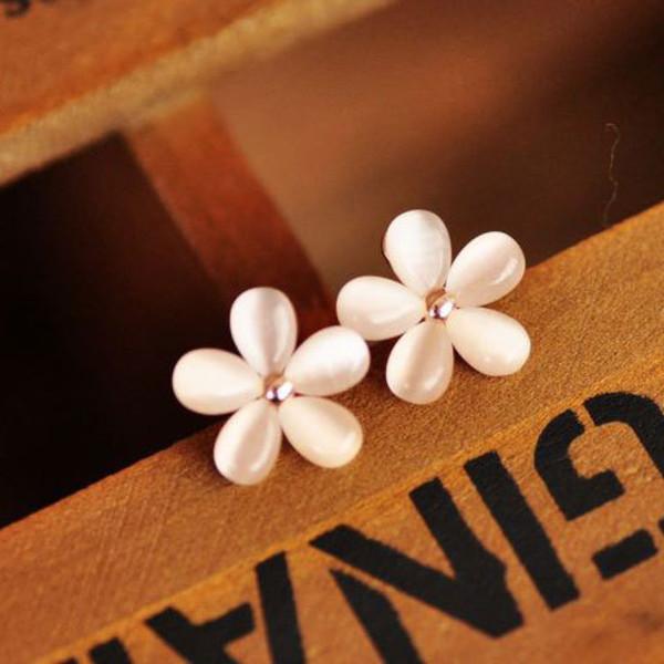 jewels earrings sweet