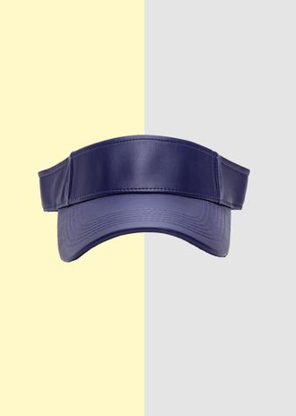 hat visor navy summer accessories