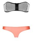Neoprene Zipper Swimsuit - Juicy Wardrobe