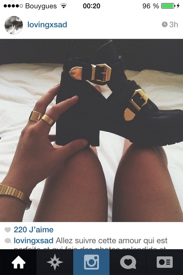 shoes gold black and gold shoes pretty cute cute shoes