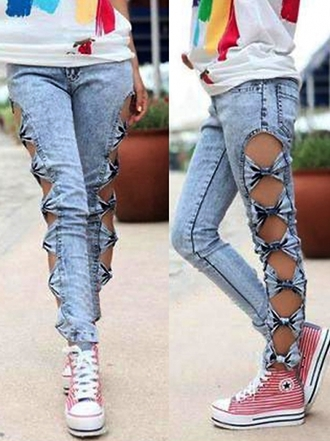 jeans love blue somewhere else