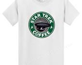 starbucks shirt on Etsy, a global handmade and vintage marketplace.