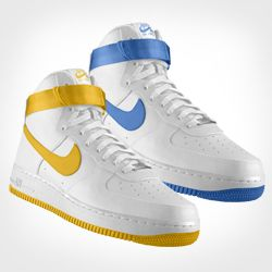 Nike Store. Nike Air Force 1 High iD Shoe