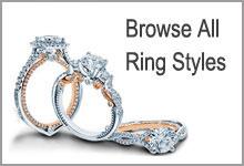 Tacori 18K925 Silver Rose Amethyst Cocktail Ring | JR Dunn Jewelers