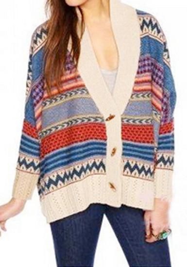 Vintage Stripe Sweater