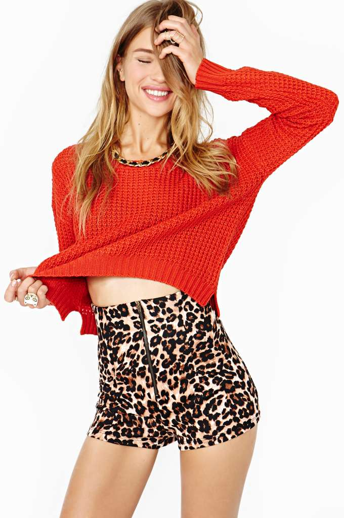 Hell Cat Shorts  in  Clothes at Nasty Gal
