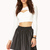 Street-Femme Faux Leather Skirt | FOREVER21 - 2000093144