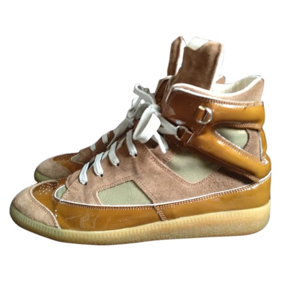 Sneakers MAISON MARTIN MARGIELA Other size 40 EU in Leather All seasons - 811918