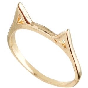 ASOS Cat Ears Ring - Polyvore