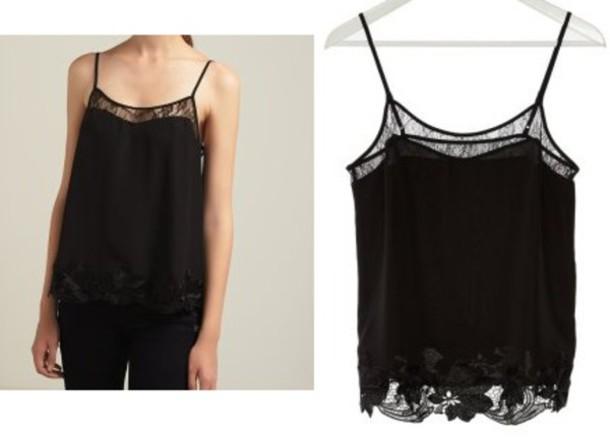 blouse top shirt grunge soft grunge pale grunge black top black blouse