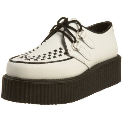 Amazon.com: Pleaser Creeper-402 Shoe: Shoes
