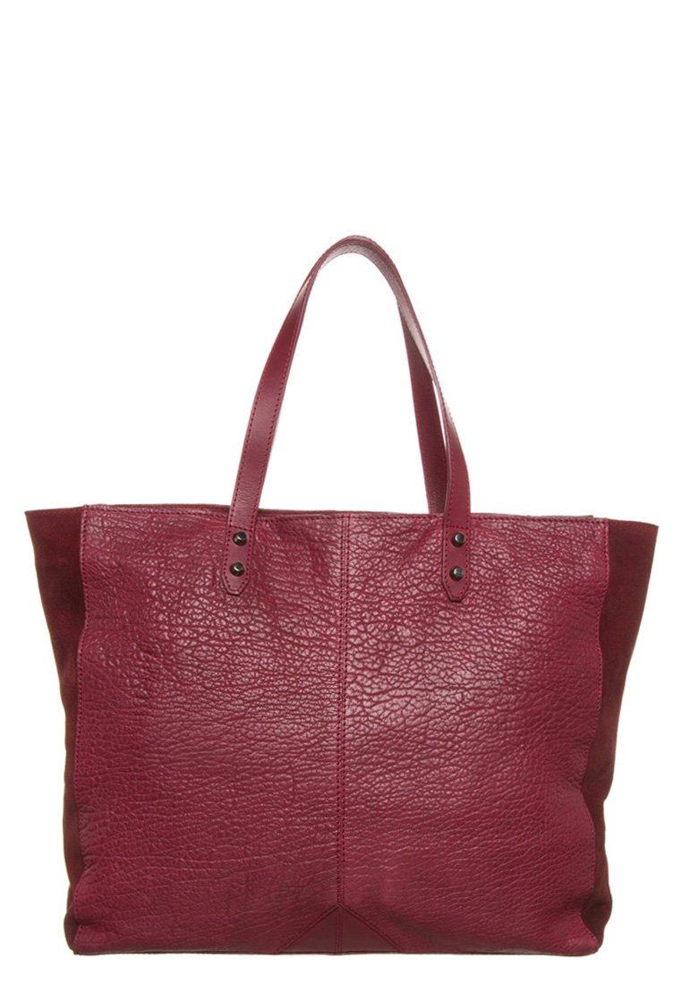 Zign Shopping Bag - red - Zalando.de