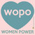 """WOPO WOMEN POWER TURQUOISE"" T-Shirts & Hoodies by karmadesigner 