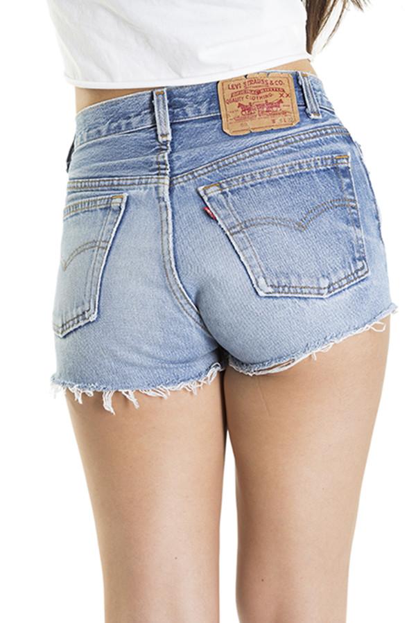 shorts levi shorts High waisted shorts sexy summer denim shorts denim shorts cut-out levi's xirl stonewash levi's shorts