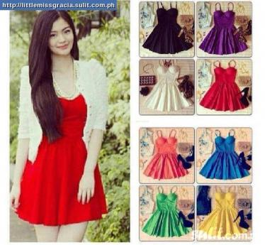 Bustier Dress - Brand New For Sale Philippines- 35599629