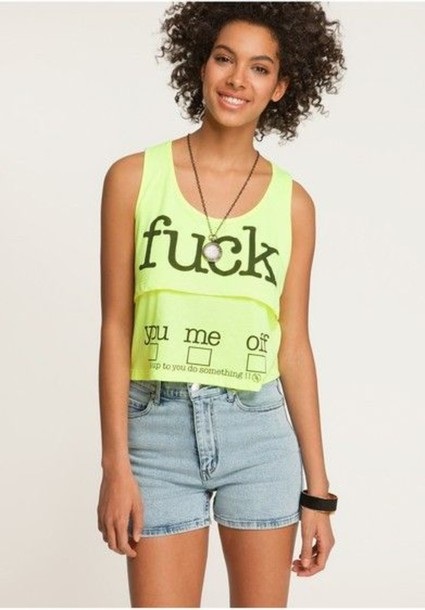 top fuck off nice t-shirt phrase message