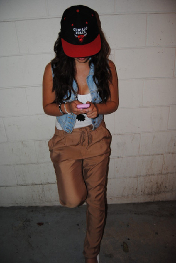 pants gold chicago bulls denim jacket vest snapback jeans hat shirt top swag dope chicago bulls tumblr tumblr girl hella iphone cover asian dope wishlist