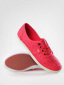 Vans Cedar Fruit Watermelon Black Womens 11 27 5 cm Skate Shoes Mens 9 5 Skate | eBay