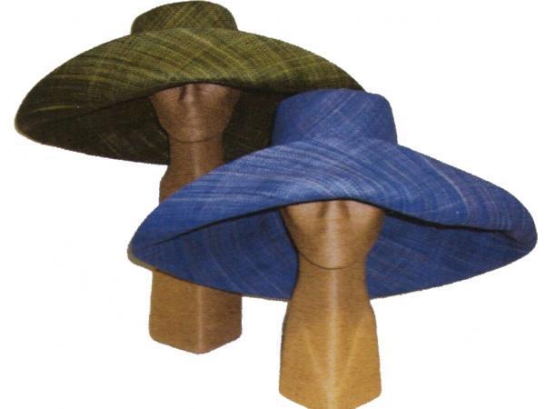 Sombrero Ibiza liso medio, Sombreros - Ropa de viaje, ropa de crucero, ropa de vacaciones -  Travel Wear Miro