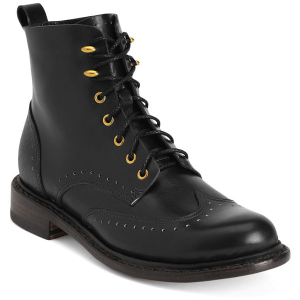 Rag & Bone Cozen Boot - Black - Polyvore
