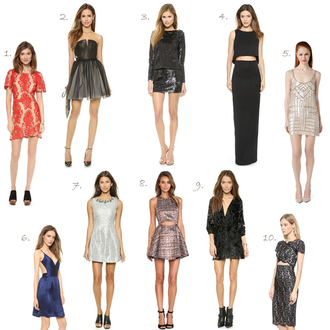 styling my life blogger sequin dress little black dress holiday dress dress