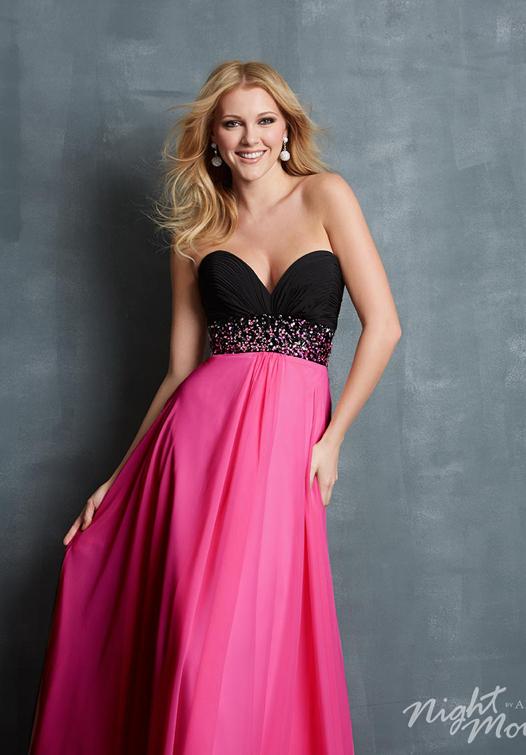Serendipity Prom -Nightmoves 7023 prom dress - Night Moves Prom 2014 - nightmoves7023
