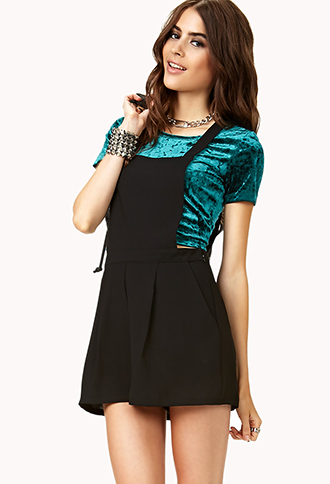 Must-Have Overall Shorts | FOREVER21 - 2079745848
