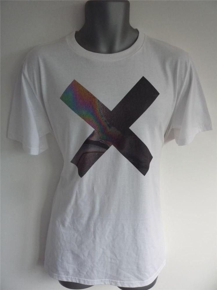 The XX Coexist Cross Logo T Shirt Indie Cross Crooks Amsterdam | eBay