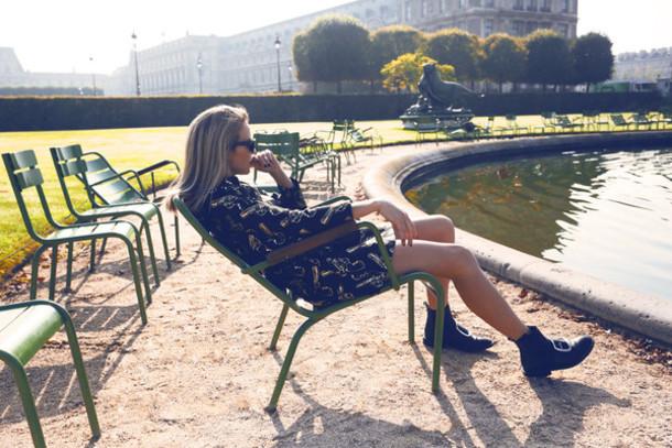 oracle fox blogger dress shoes sunglasses
