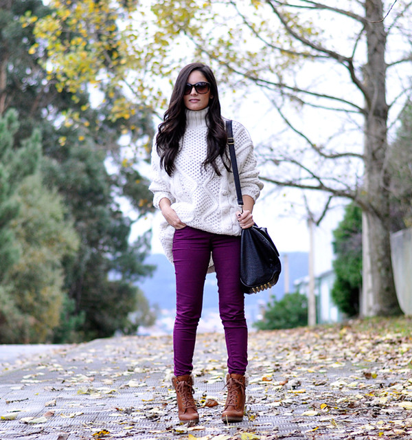 petit and sweet couture sweater jeans shoes sunglasses