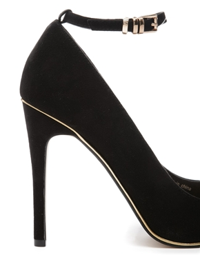ASOS | ASOS PEACEMAKER Pointed High Heels at ASOS