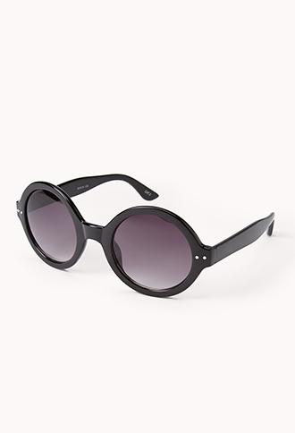 F2484 Round Sunglasses   FOREVER21 - 1074342484