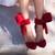 Bowtie Heels - Juicy Wardrobe
