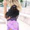 Sabo skirt  miss kendall vintage shorts - $138.00