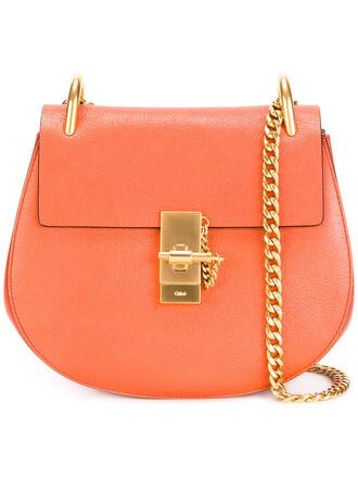 women bag shoulder bag leather suede red