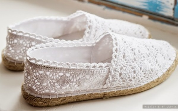 shoes espadrilles lace shoes trendy