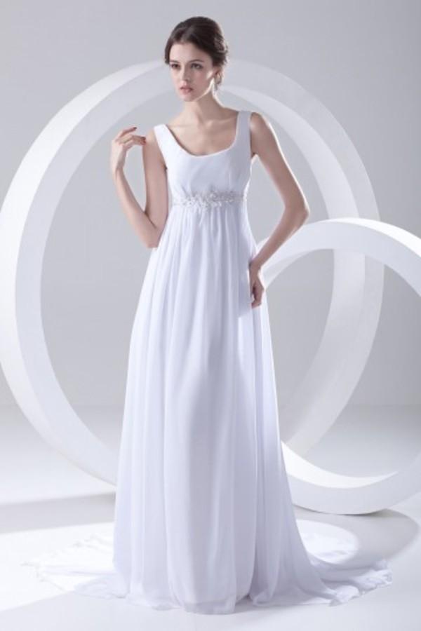 dress persunmall white dress wedding dress