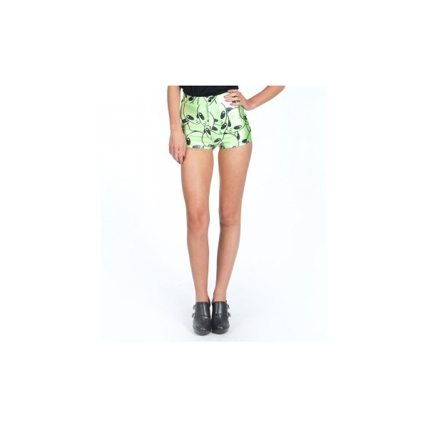 Alien Shorts - Polyvore