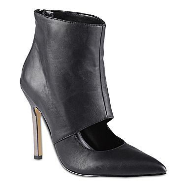 Call It Spring™ Exora High-Heel Cutout Boots   - jcpenney
