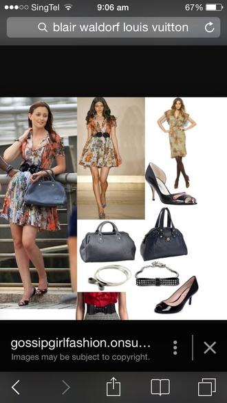 dress gossip girl blair