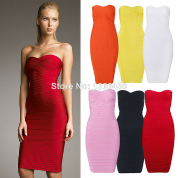 Aliexpress.com : Buy 2014 Top Quality 90% Rayon Wavy lace Wedding dress round neck Tank Sleeveless A Line Sexy Bandage Tutu Dress 7 colors from Reliable dress emma suppliers on Lady Go Fashion Shop