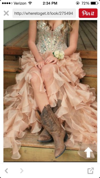 dress ruffle sparkle dress