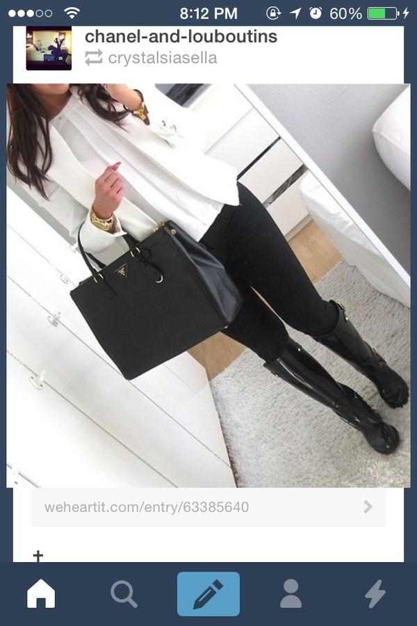 shoes shirt white classy