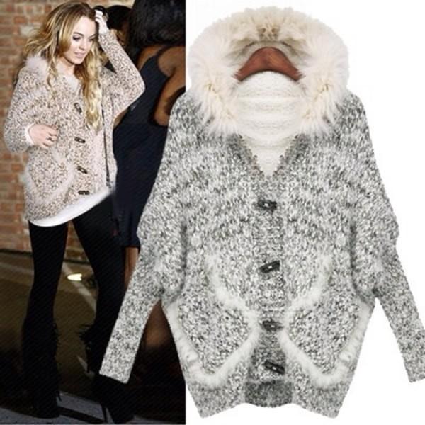 coat fur coat gray coat wool coat hooded coat winter coat