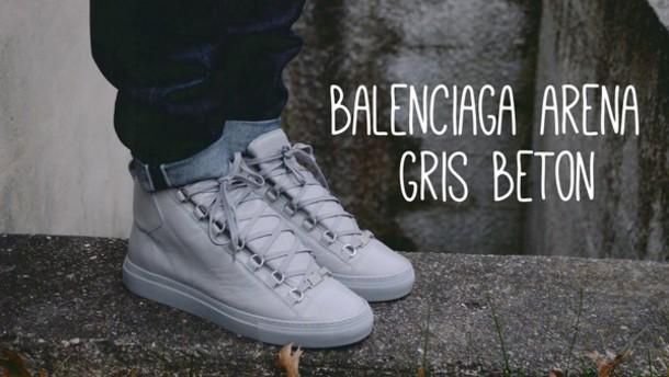 shoes balenciaga arena high top sneakers balenciaga sneakers swag dope kicks