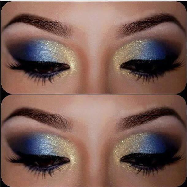 make-up eye makeup