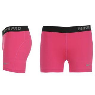 Nike Pro 3inch Shorts Ladies - USA Pro