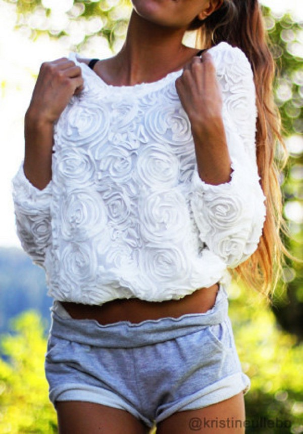 top 3d roses cutefashion teenagers summer outfits
