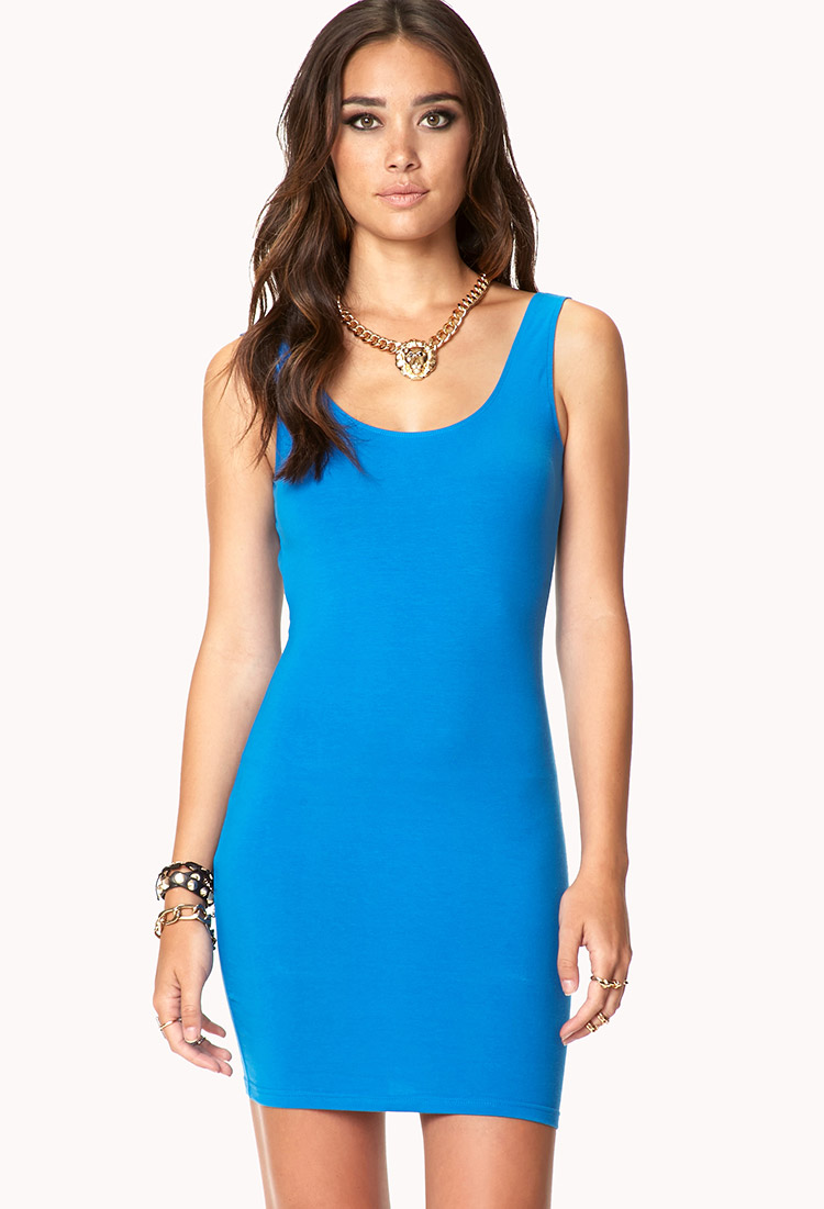 Backless Bodycon Dress | FOREVER21 - 2000051491